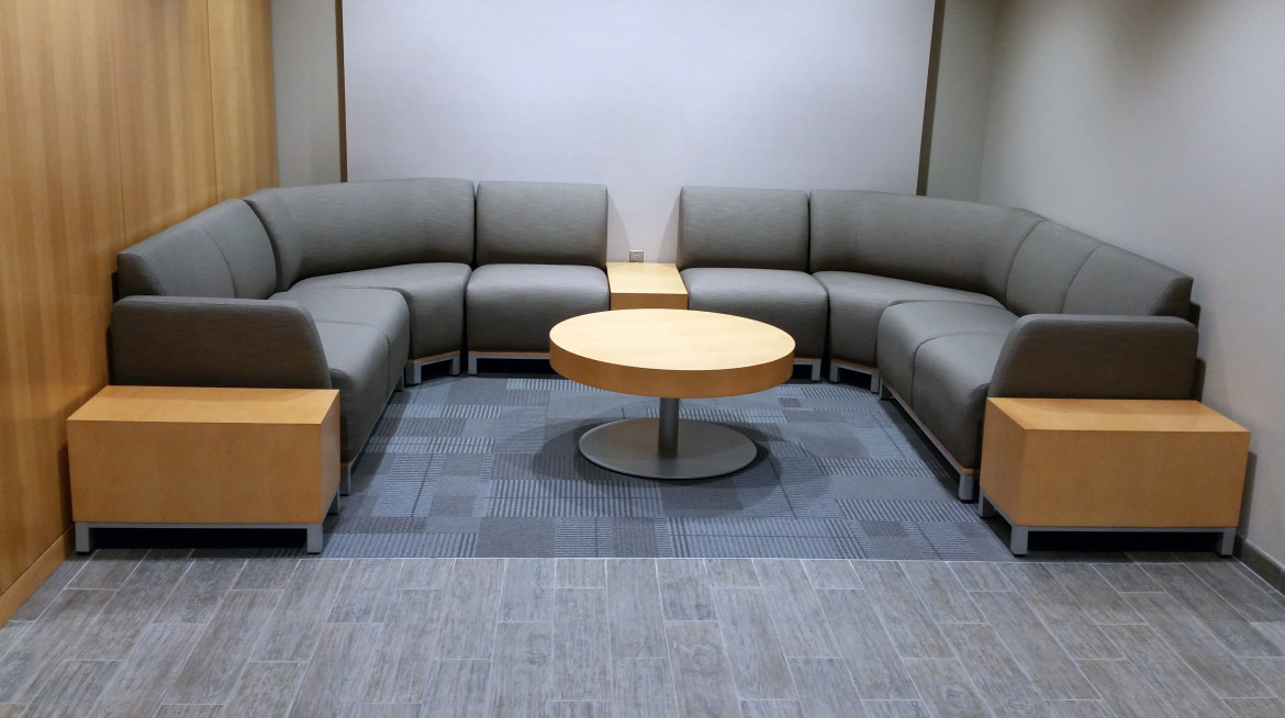 Commercial Lounge Furniture Installation In Indianapolis Indiana